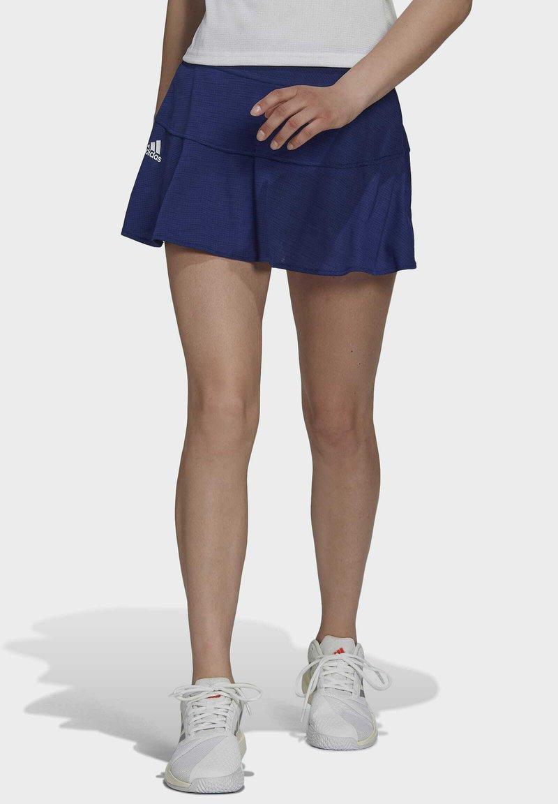 adidas Performance - TENNIS MATCH - Gonna sportivo - blue