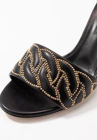 Casadei - Sandals - minorca nero - 2