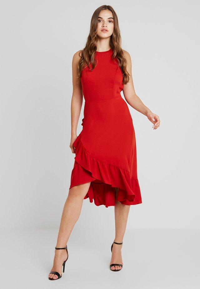 VIMOKAIA DRESS - Vestito estivo - ketchup