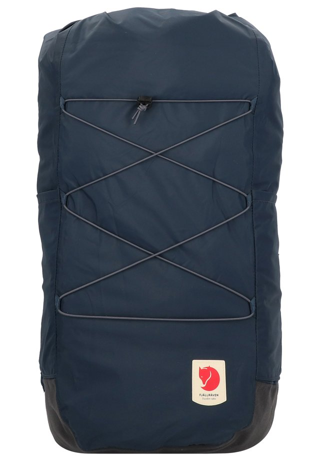FJÄLLRÄVEN HIGH COAST ROLLTOP 26 RUCKSACK 45 CM - Backpack - navy