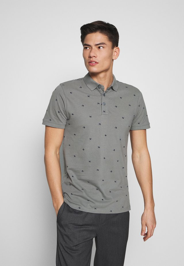 CLAY - Polo shirt - light grey