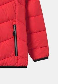 CMP - GIRL FIX HOOD - Winter jacket - red fluo - 2