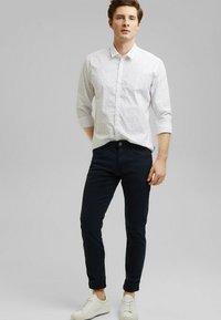 Esprit - MIT COOLMAX® - Shirt - white - 1