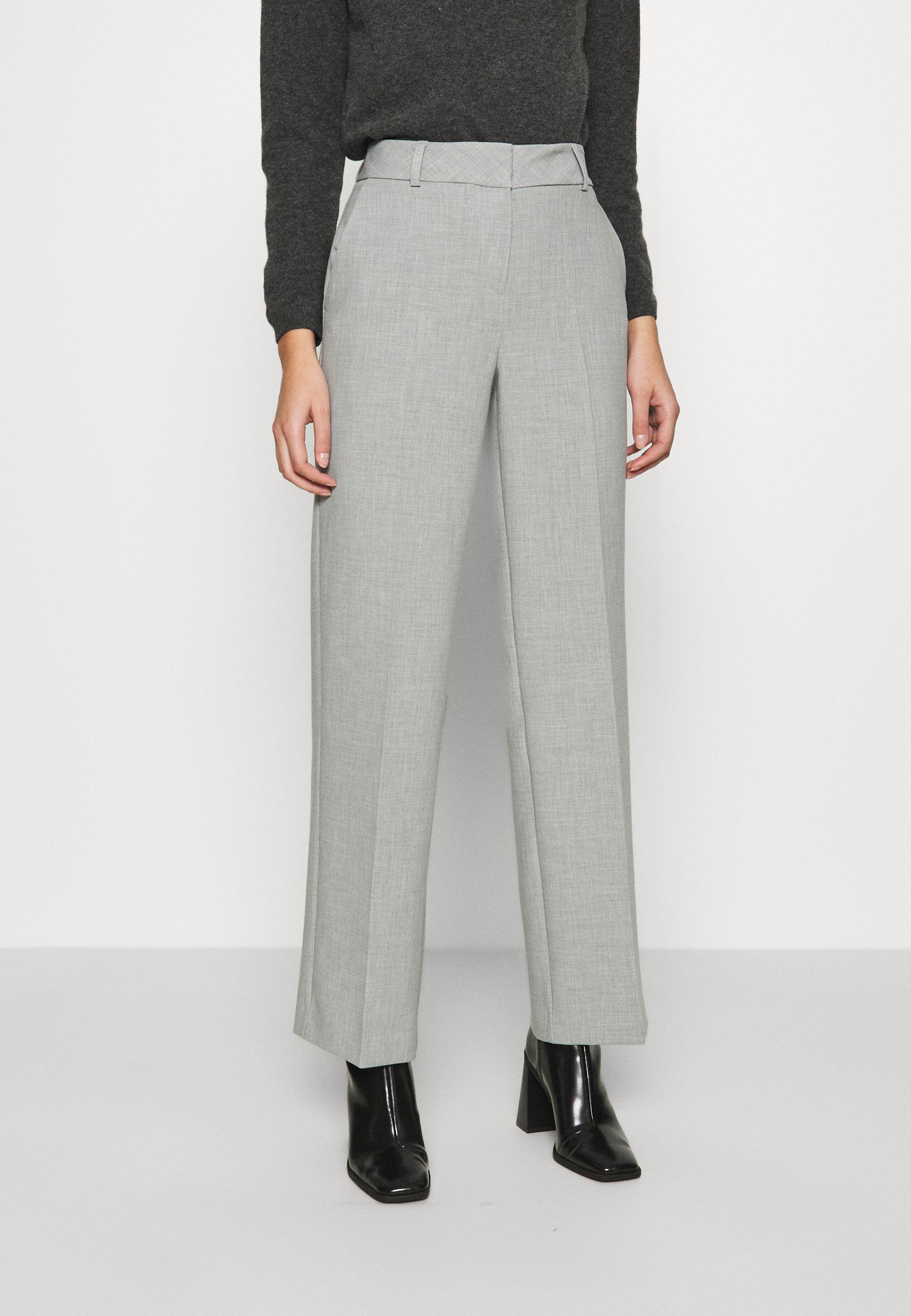 Women SLFRITA WIDE PANT - Trousers