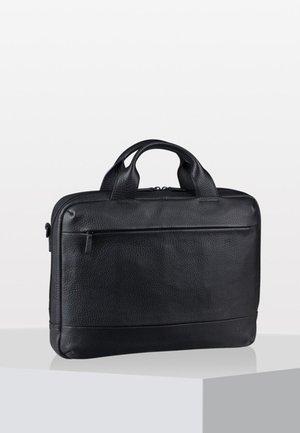 STOCKHOLM - Briefcase - black
