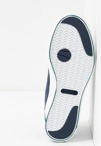 Lacoste - LACOSTE - DAMEN SPORTSWEAR SCHUHE - Sneakersy niskie - nyv/grn - 5