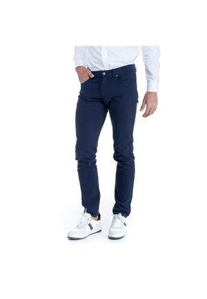 Trousers - blu scuro