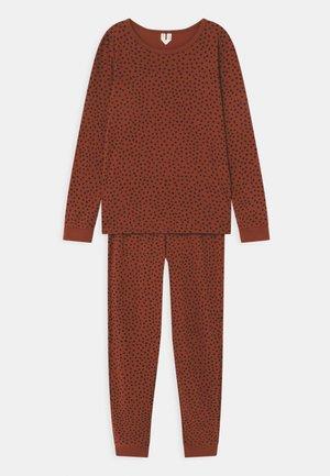 UNISEX - Pyjama - rust