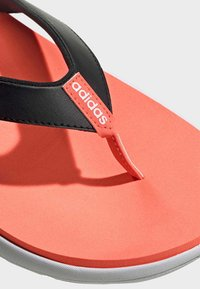 adidas Performance - COMFORT FLIP-FLOPS - T-bar sandals - black - 7