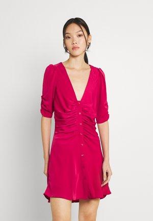 TERESADRESS - Day dress - berry
