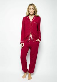 Cyberjammies - Pyjama top - red - 0