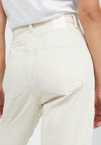 ARMEDANGELS - MAIRAA - JEANS SLIM FIT - Slim fit jeans - undyed - 4