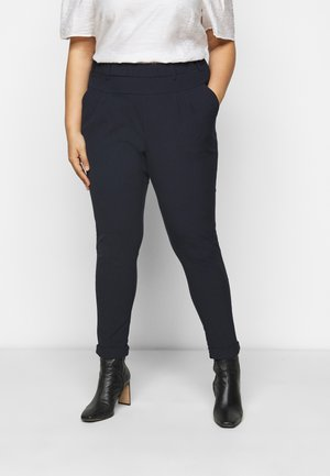PANTS - Trousers - midnight marine