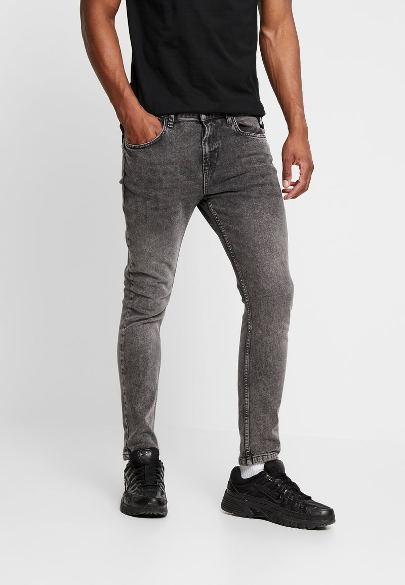 Daily Basis Studios - CAST - Jeans Skinny Fit - grey wash