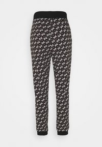 Pinko - ENOLOGIA - Tracksuit bottoms - black - 5