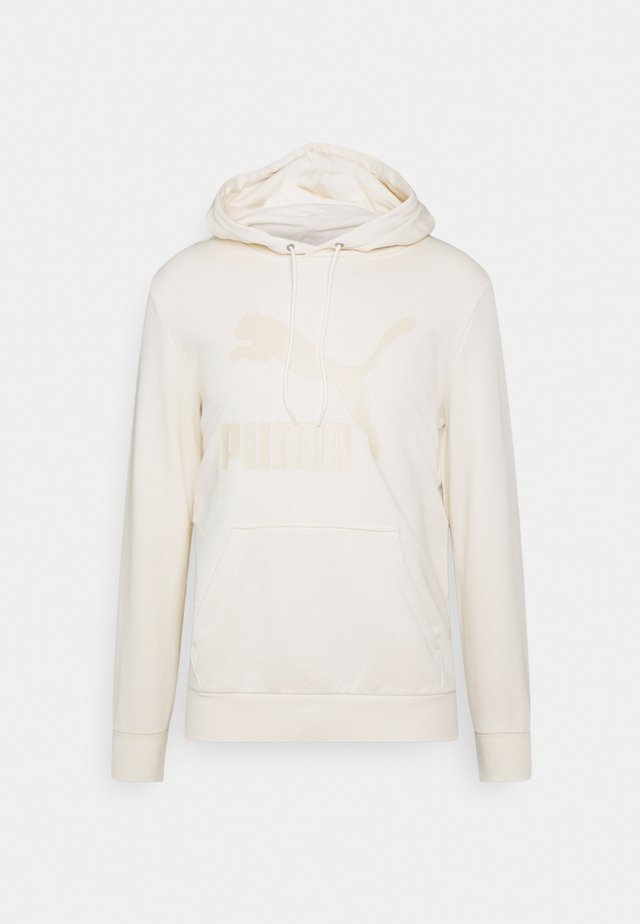 CLASSICS LOGO HOODIE - Sweatshirt - cream