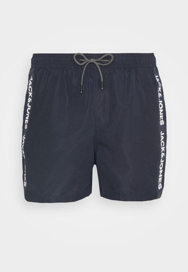 JJIBALI JJSWIMSHORTS LOGO TAPE - Bañador - navy blazer