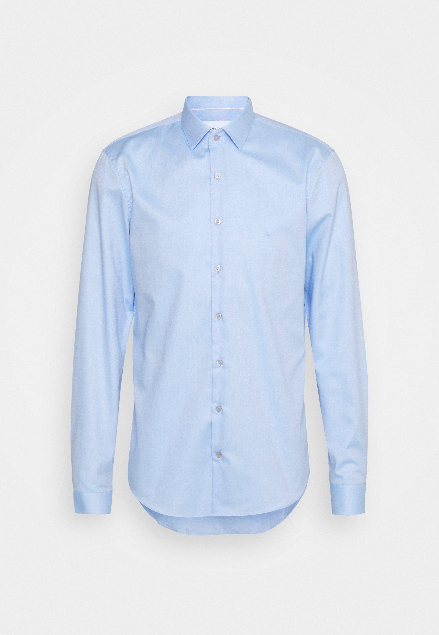 Herren DOBBY EASY CARE SLIM SHIRT - Businesshemd