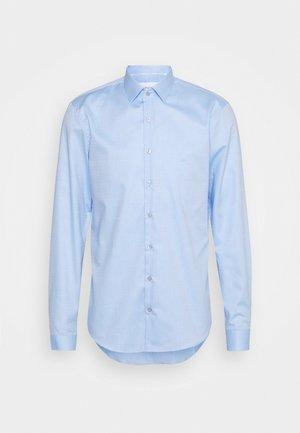 DOBBY EASY CARE SLIM SHIRT - Formal shirt - blue