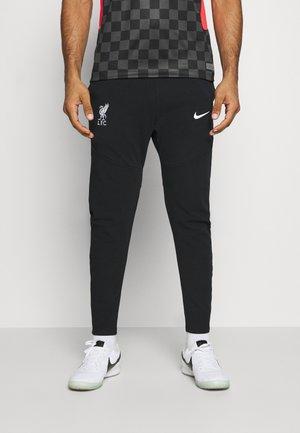 LIVERPOOL FC PANT - Club wear - black/white