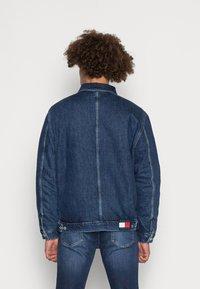Tommy Jeans - Jakna iz džinsa - denim dark - 2
