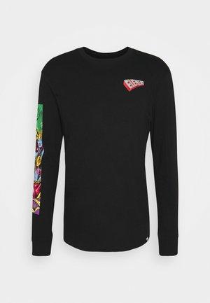 FENIX - Pitkähihainen paita - flint black