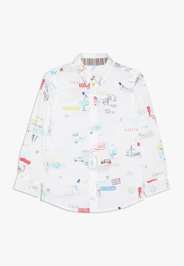 VANBERT - Shirt - white
