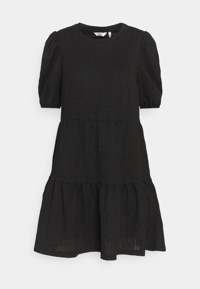 SELMI DRESS - Vapaa-ajan mekko - black