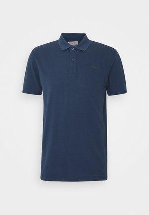 Polo shirt - petol blue