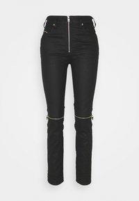 Diesel - JOY  - Slim fit jeans - black - 5