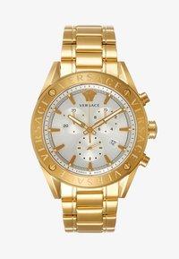 Versace Watches - V- CHRONO - Zegarek chronograficzny - gold-coloured - 0