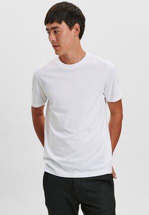 DUKE SS TEE - Basic T-shirt - white