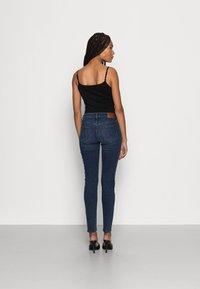 Wrangler - Jeans Skinny Fit - blue ink - 2