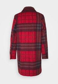 Esprit - Classic coat - red - 1