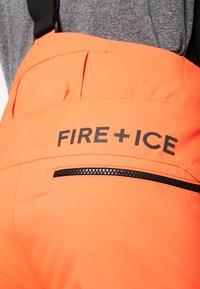 Bogner Fire + Ice - SCOTT - Spodnie narciarskie - orange - 7