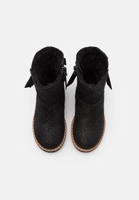 Friboo - Kotníkové boty - black - 3