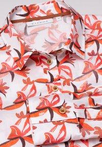 Eterna - ETERNA - Button-down blouse - rot/orange - 4