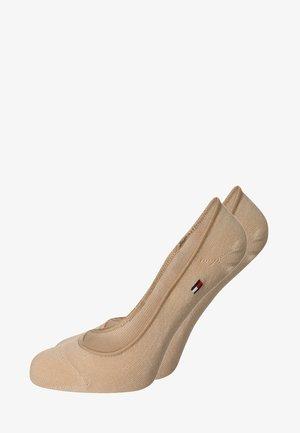 2 PACK - Trainer socks - nomad