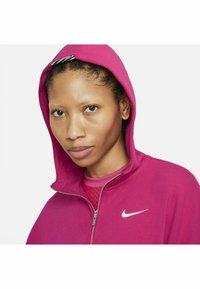 Nike Sportswear - HOODIE - Felpa - fireberry/black/(white) - 3
