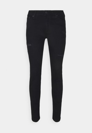 JJILIAM JJORIGINAL - Jeansy Skinny Fit - black denim