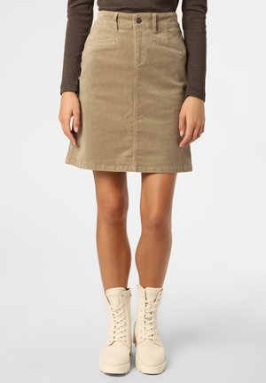 Pencil skirt - schilf