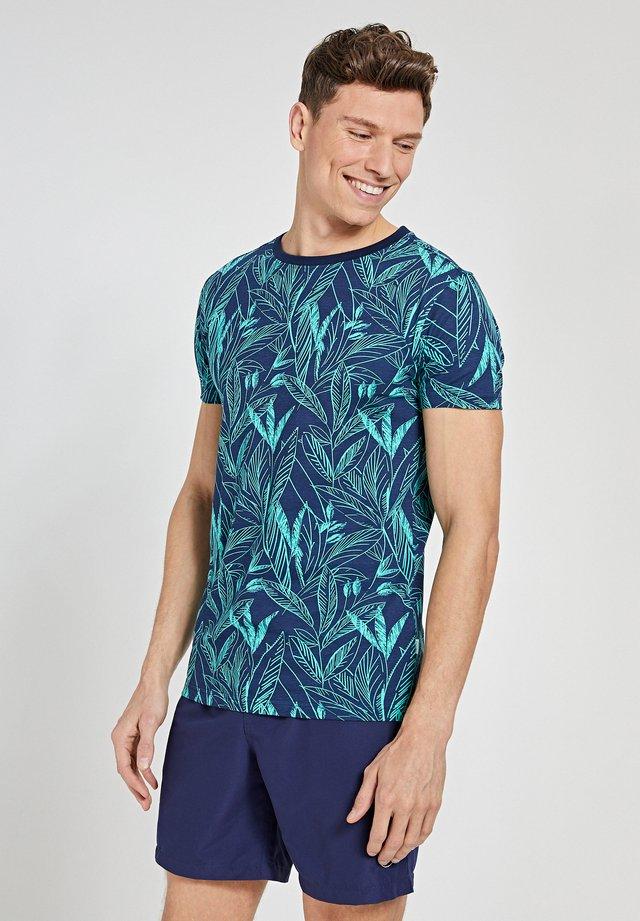 T-shirt imprimé - pappagallo