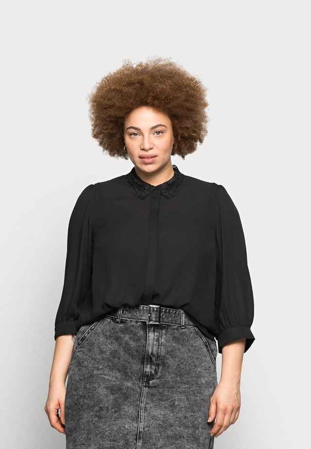 VMDORTHE 3/4  - Blouse - black