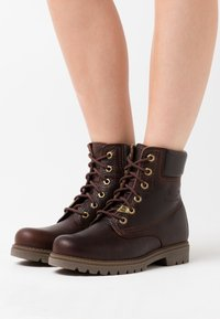 Panama Jack - Lace-up ankle boots - marron/brown - 0