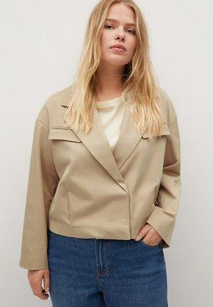 SMARTY - Blazer - beige
