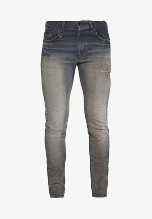 Jeans straight leg - 0097q01