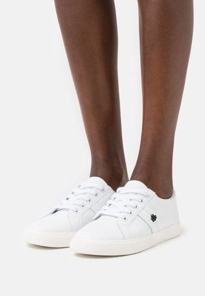 JANSON  - Trainers - real white/college green