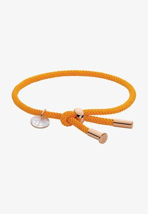 Armband - orange/roségold