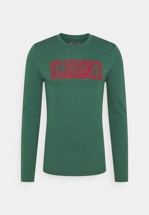 ANTON - Long sleeved top - mallard green
