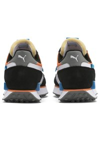 Puma - FUTURE RIDER PLAY ON YOUTH - Trainers - ultra gray-white- black - 3